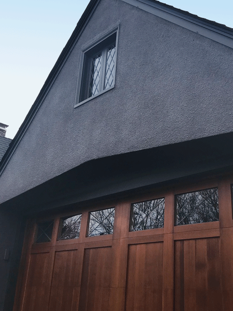Sashwright garage install example