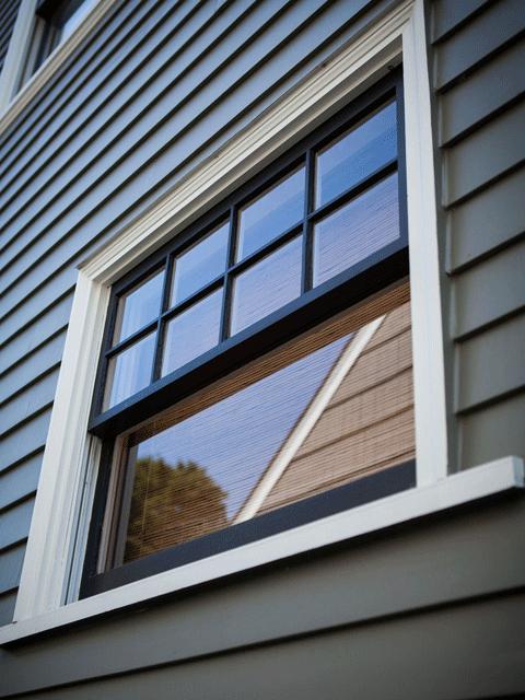 Sashwright new window installation